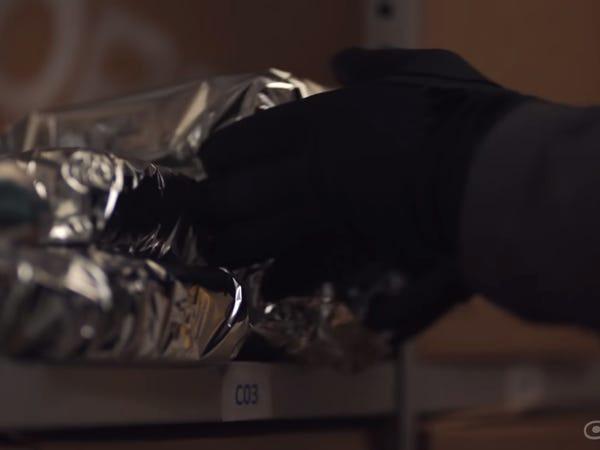 oreovault2 04 Oreo برای محافظت از بیسکویتها انبار ضد شهابسنگ در نروژ ساخت
