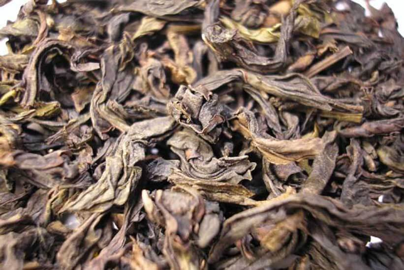 استخراج کافئین از ضایعات چای