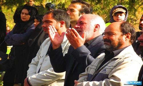 اربعین پیاده روی استان مرکزی
