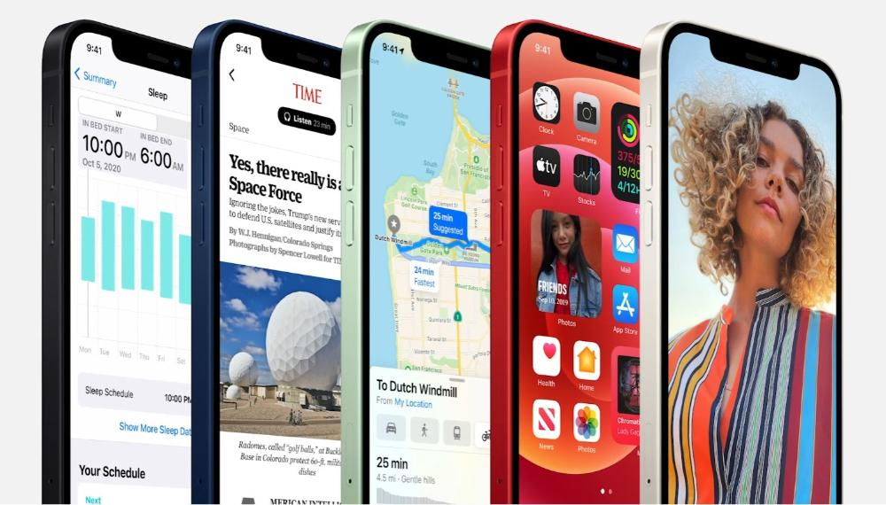 iphone 12 03 آیفون 12 معرفی شد؛ همه چیز درباره نسل جدید موبایل اپل