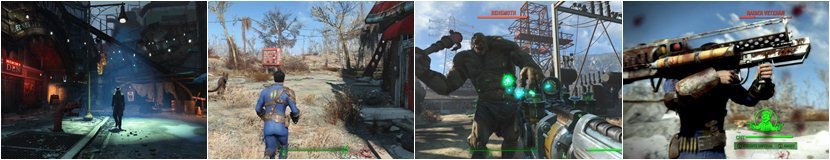 دانلود آپدیت بازی fallout 4