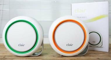 دستگاه های تصفیه هوای clair بدون مصرف شهر برقی