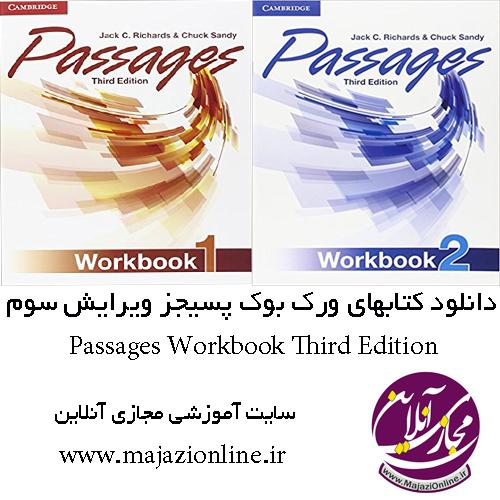 Passages Workbook Third Edition