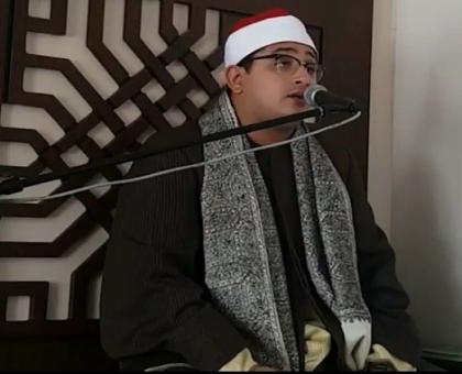 تلاوت استاد محمود شحات انور (جمعه و حمد)/کیپ تاون2016