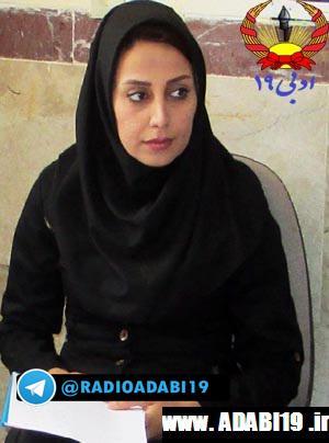 بیوگرافی سارا حسینی اختصاصی از ادبی19 صدای فرهنگ و ادب کورد زبانان