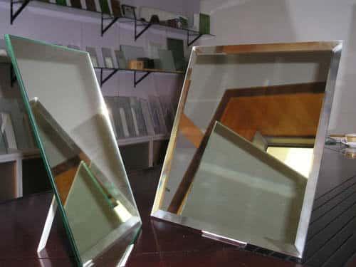 طرح توجیحی تولید آینه
