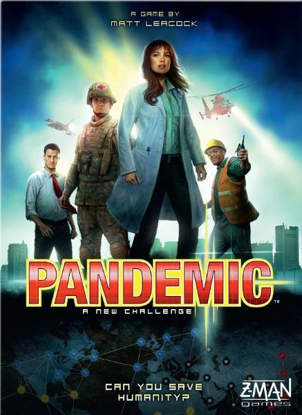 بازی رومیزی Pandemic