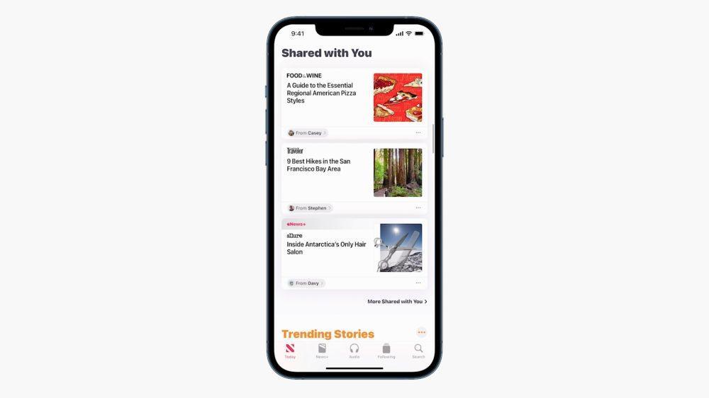 screen shot 2021 06 07 at 1.14.49 pm اپل iOS 15 را معرفی کرد