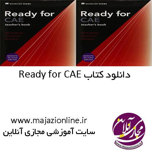 Ready for CAE teacher