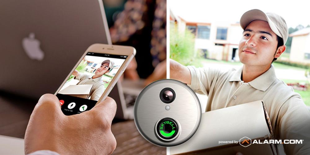 doorbell3 ساخت زنگ درب مخصوص روزهای کرونایی