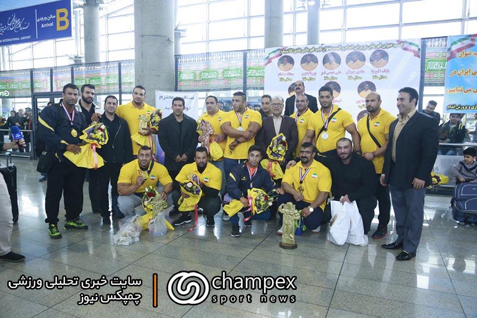 استقبال از قهرمانان اسپانیا 6