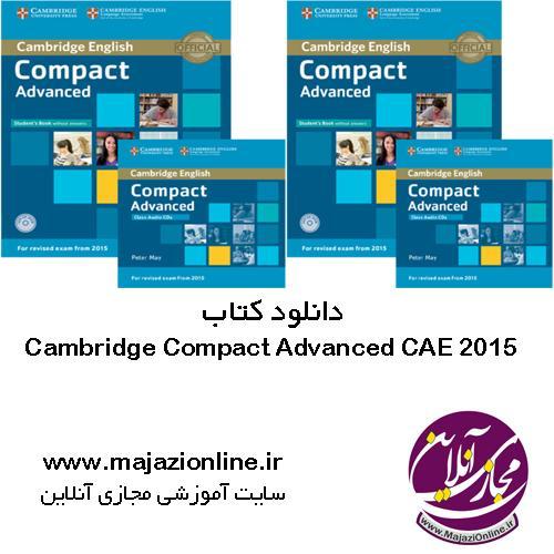Cambridge Compact Advanced CAE 2015