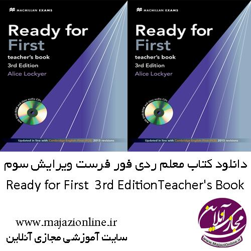 Ready for First  3rd EditionTeacher's Book