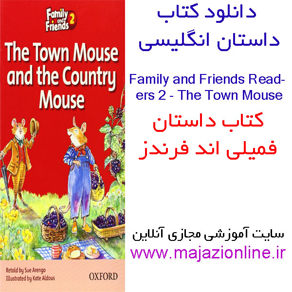 دانلود کتاب داستان انگلیسی2 Family & Friends Readers 2: The Shoemaker and the Elves فمیلی اندفرندز