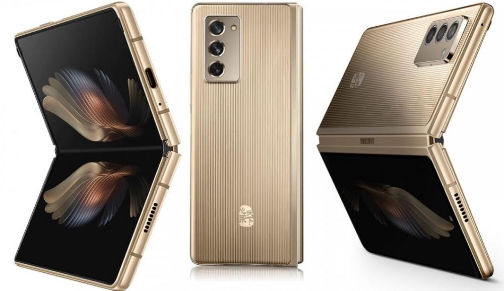 Samsung W21 5G 02 سامسونگ از گوشی تاشوی W21 5G با قیمت ۳۰۰۰ دلار رونمایی کرد