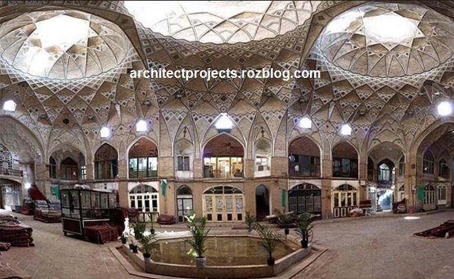 پاورپوینت بازار وکیل شیراز