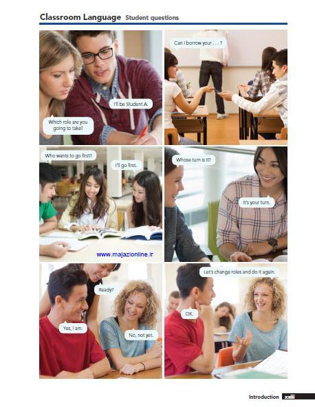 دانلود کتابهای معلم اینترچنج ویرایش پنجم