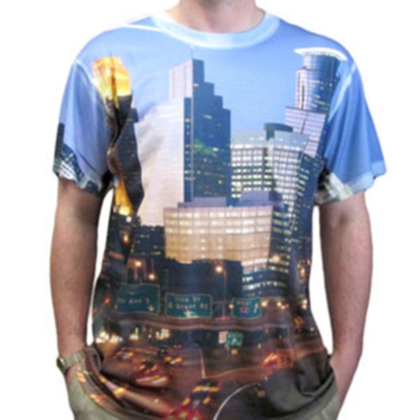 چاپ تی شرت گرگان