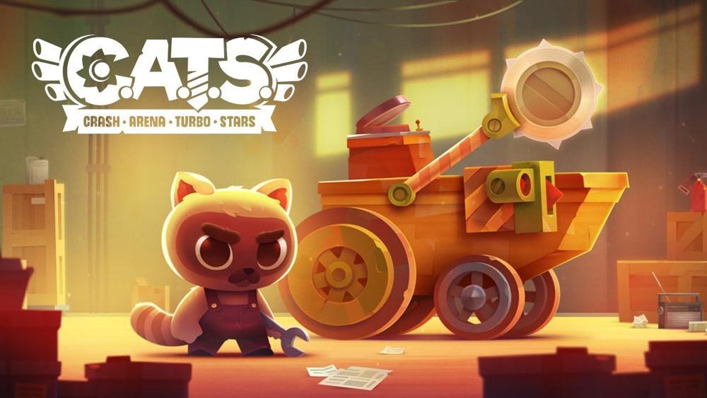 CATS  Crash Arena Turbo Stars 02 معرفی بازی CATS: Crash Arena Turbo Stars؛ جنگ ماشینها یا گربهها؟
