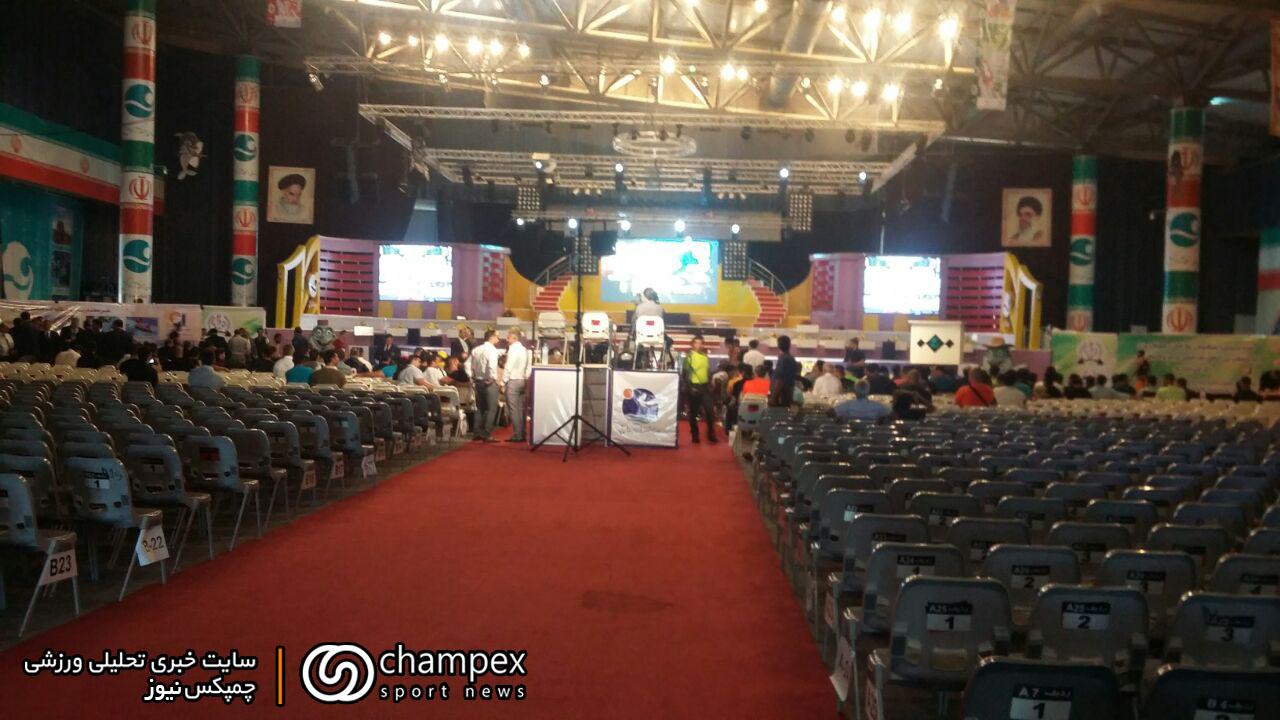 مسابقات جام الماس در کیش